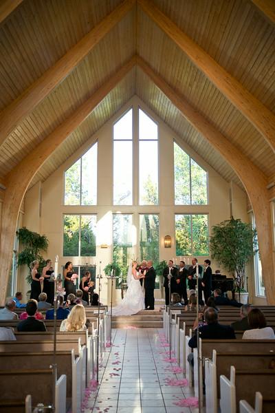 Zach and Marissa Wedding