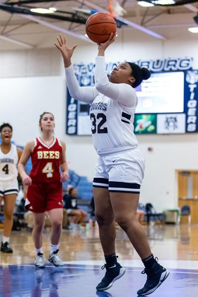2021-02-09 -- Twinsburg vs Brecksville High School Girls Varsity Basketball