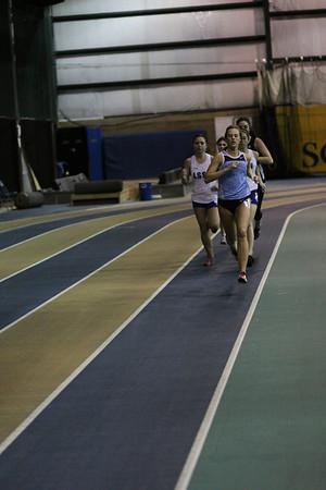 Women's 3000 meter - 2013 LSSU Laker Open