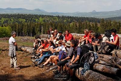 WE au Mont Gerbier de Jonc