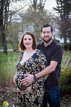 Vanessa & Mike's Maternity
