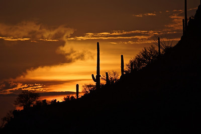 Gates Pass Sunset-Tucson, AZ