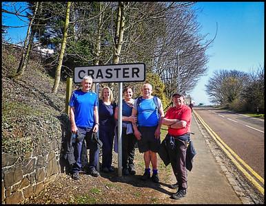 044 – Craster To Embleton Bay, Northumberland, UK – 2018.