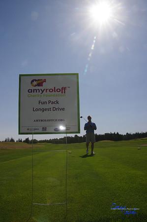 Amy Roloff Charity Foundation 2012 - Golf Tee Shots