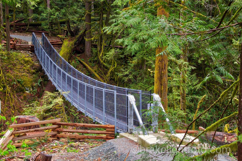 Sooke Hills Wilderness Trail