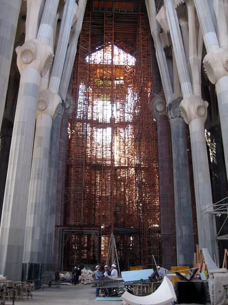 Antoni Gaudí's Sagrada Familia