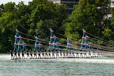 Waterski - Mad-City Ski Team Nationals - Aug 11, 2018