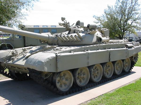 Iraqi Armor - Desert Storm