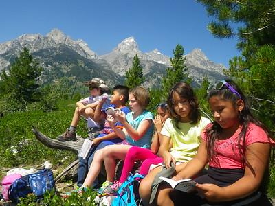 8.10.15 Teton Trail Mix Group 2