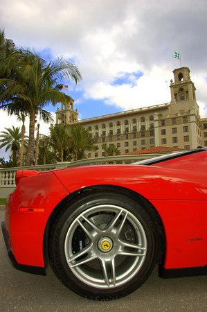 Cavallino Ferrari Meet 2006,  Palm Beach, Florida