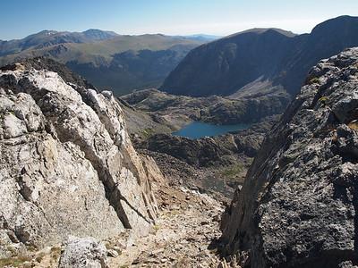 Mount Ida (12,880') - Rocky Mountain National Park 8.22.10