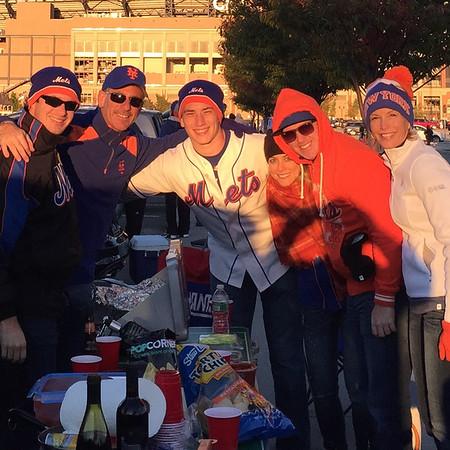 Mets v Cubs Oct 15