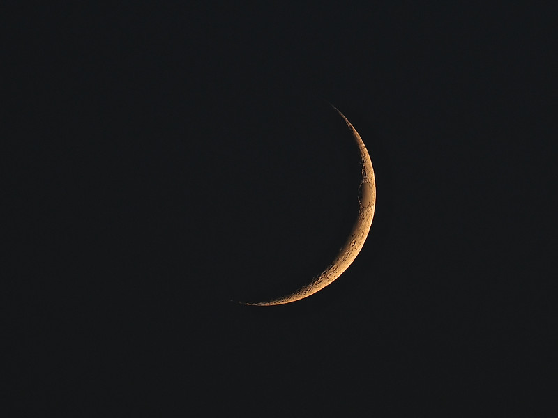 Waxing Crescent 5%