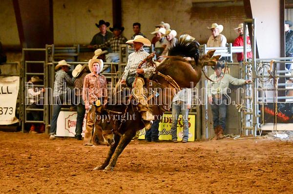 WRCA Ranch Bronc ~ Cowboys