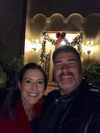 2018 1215 Holiday Party at Chris deFaria's house (President of DreamWorks)