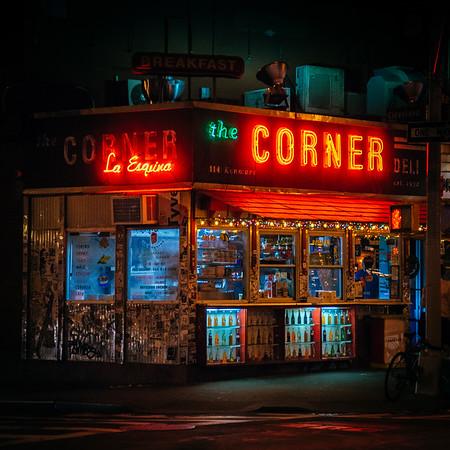 nyc at night 2017