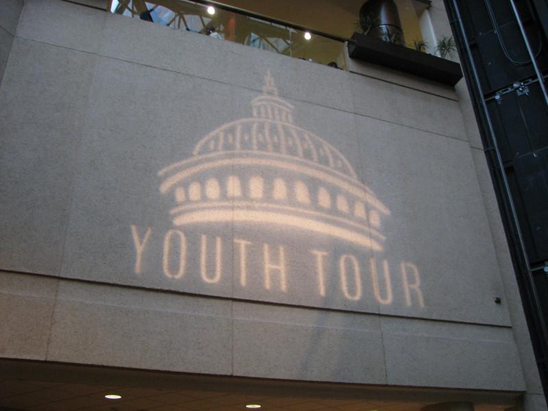 2012 NRECA Youth Tour Youth Day at the Hyatt Crystal City