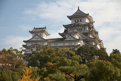 Himeji - November 2009