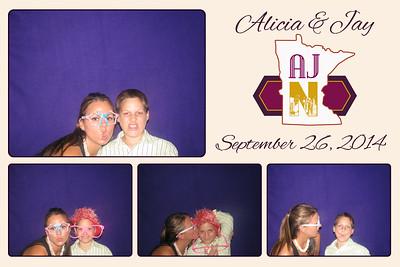 9-26 Alicia & Jay