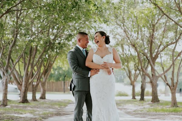 Annie & Brian Wedding Day