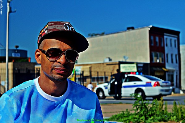 #DearBaltimore by CHIEF JUSTICE Video Shoot