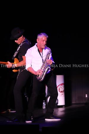 Dave Koz performed live at the Dell Music Center Essence of Music Concert in Philadelphia, Pennsylvania