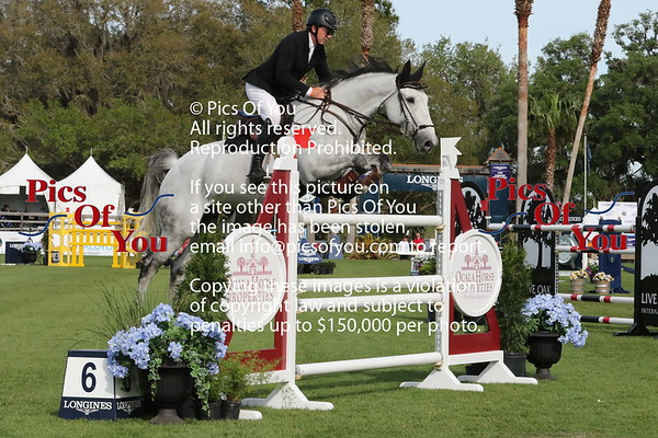 02. Friday Longines Ranking Competition Becky