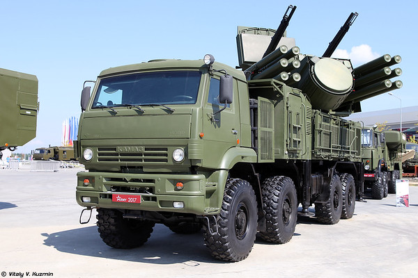 Military-technical forum ARMY-2017 - Static displays part 4: Air defence, radars, ECM, UAVs and Aviation