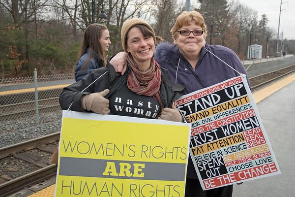 Women's March - Boston - 21-Jan-2017