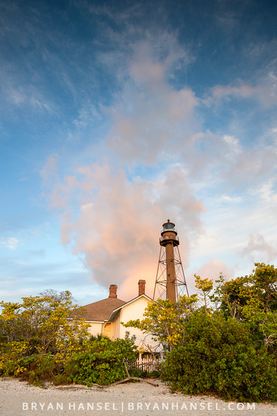 Sanibel Lighthouse Sunrise 2