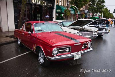 West Seattle Junction Car Show 09/19/2010
