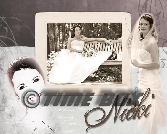 Nicki Vandegevell Bridal 2011