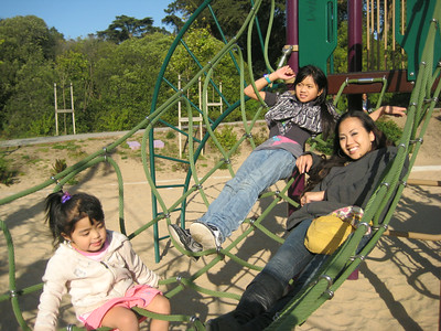 Golden Gate Park playground