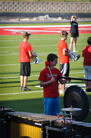 2011-2012 MHS Nightrider Marching Band