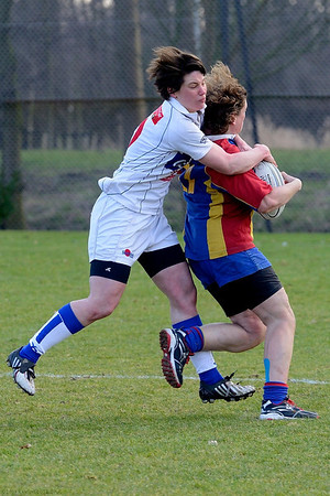 130217: Dames: AAC v The Wasps