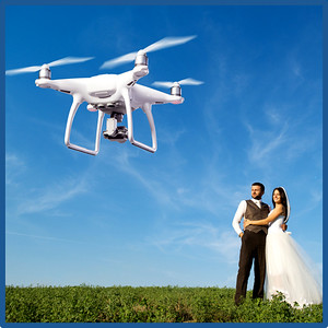 31250 Professional drone video recording
