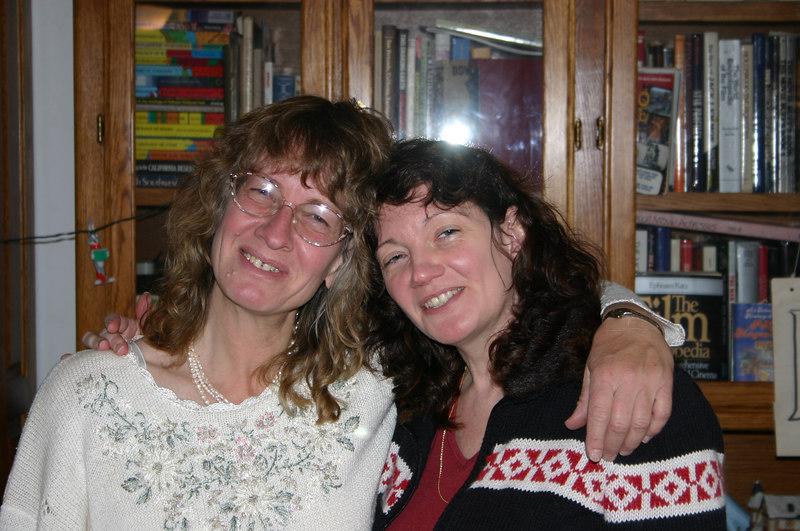 ellen and Linda
