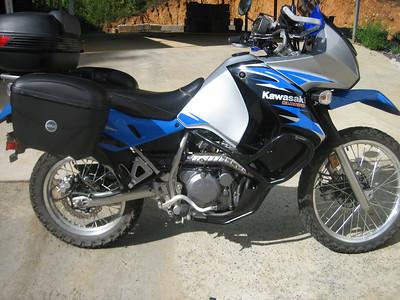 2008 KLR650