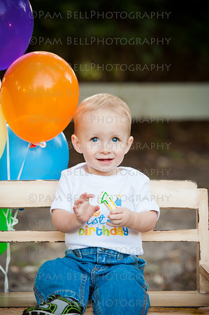 Tanner is 1!