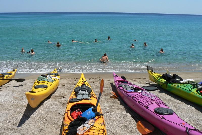 Gerakas Beach, Milos