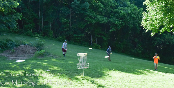 Tuesday Doubles at Warriors, May 21, 2019