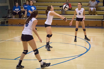 DHS Freshman Volleyball 09-12-2016