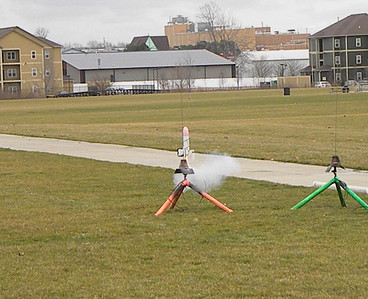 CIA Launch at Dodds Park 1-12-2013