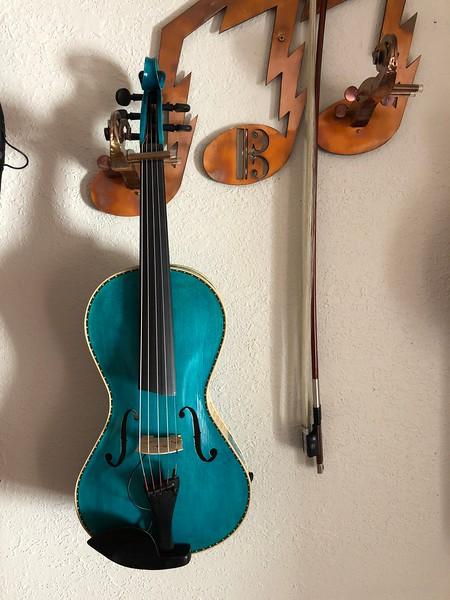 Tim Phillips 5 String Viola