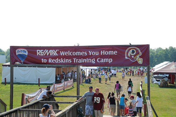 2010 Redskins Training Camp