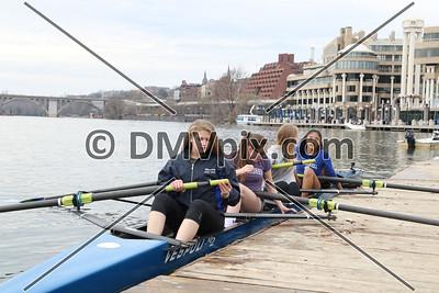 DJO Girls Boat 3 (20 Mar 2017)