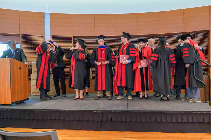 UW-Madison School of Journalism and Mass Communication 2019 Commencement