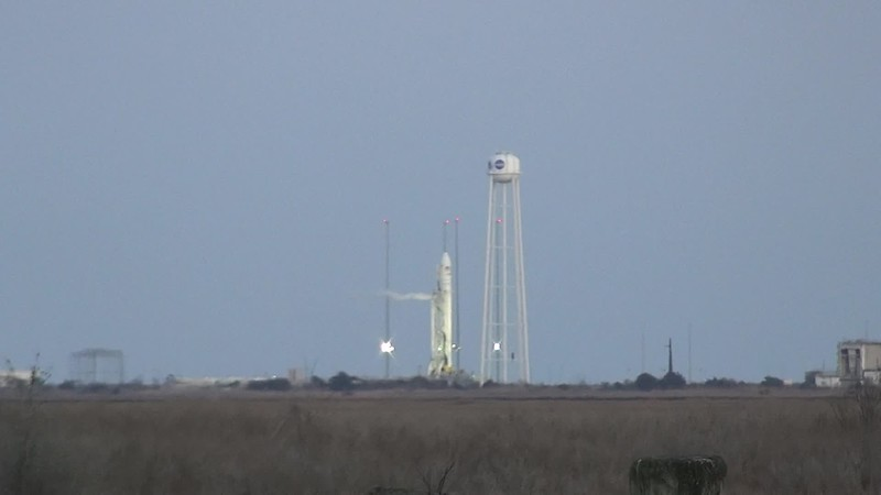 Feb 9, 2020 - Launch Abort