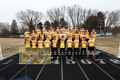 Sparta track and field TF18
