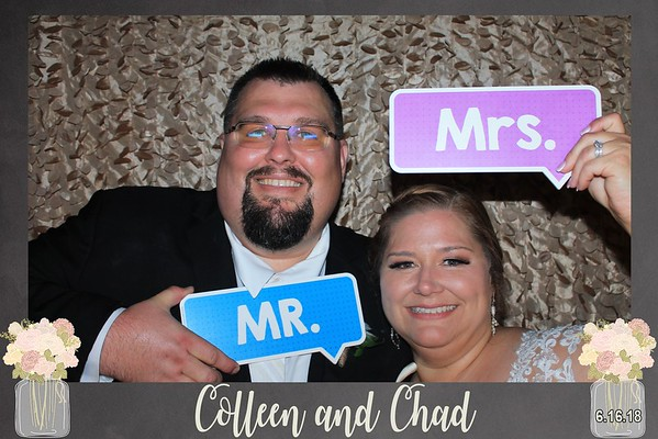 Colleen & Chad